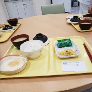 6月13日(土)朝食