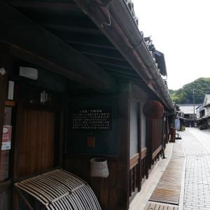母の家の片付けと、広島県竹原の散策   素敵な器がいっぱいの酒蔵
