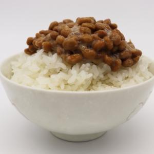 晩御飯は納豆でいいですか
