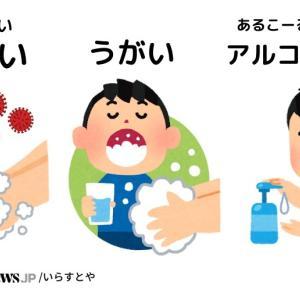 東京の感染者数224人のインパクトと所感/今日のドット絵