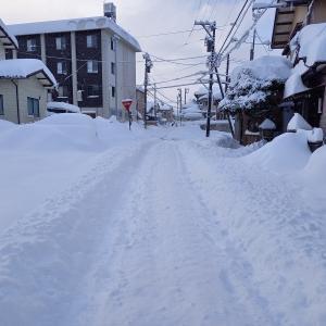 雪……もういりません⁉