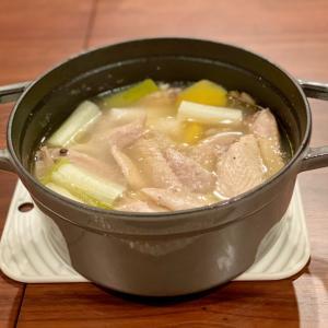【おうちごはん】韓国の水炊き・タッカンマリと安全なチキンの話
