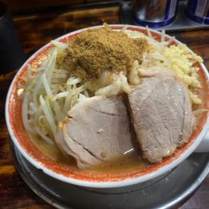 【多摩グルメ】多摩センター近くの二郎系ラーメン「麺でる多摩センター店」で大食いしたかった。