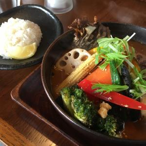 【八王子グルメ】お手軽なスープカレー「GARAKU」1000円あれば満足♪
