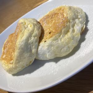 【流山グルメ】「むさしの森珈琲」でカフェタイム♪スプーンで食べる「ふわっとろパンケーキ」