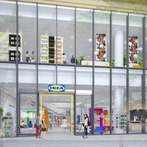 IKEA原宿、コロナ禍で3か月半遅れも2020年6月8日(月)オープン