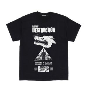 豊田利晃最新作『破壊の日』の制作支援TシャツをUNDERCOVERが発売