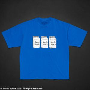 monkey time、SONIC YOUTHの代表的なアートワークを落とし込んだ別注Tシャツ発売