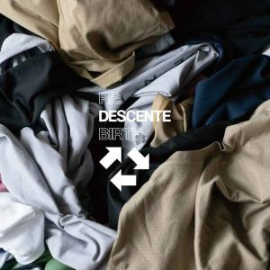 DESCENTE、サステナビリティを意識した新レーベル「RE:DESCENTE」をスタート