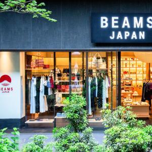 国内3店舗目「ビームス ジャパン 京都」オープン! 西日本地域に初出店