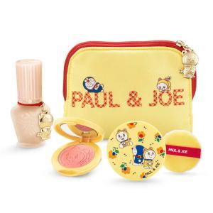 """ポール & ジョーのコフレは「ドラえもん」とコラボ! """"メロンパンの香り付き""""リップバームも登場"""
