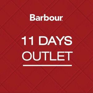 """Barbour、""""MAX70%""""11日間限定セールを開催中! ワックスドジャケットやアレクサ・チャンコラボも対象"""