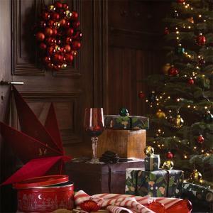 IKEA、149円から購入できる「クリスマスコレクション」を発売! ランプシェードは799円から