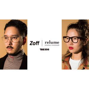 ZoffとJOURNAL STANDARDがアイウェアコレクションを発表!50年代のオールドアメリカンがテーマ