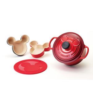 ル・クルーゼに隠れミッキー!? 限定のミッキーマウスコラボコレクション