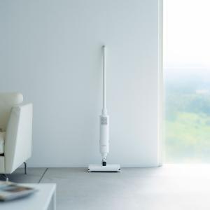 バルミューダから掃除機が新登場! 生活に馴染むシンプルデザイン
