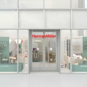 アーロンチェアも試せる体験型店舗「ハーマンミラーストア青山」オープン