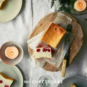 """Mr. CHEESECAKEが""""ライチミルクストロベリー""""を発売!子供から大人まで楽しめるクリスマスケーキ"""