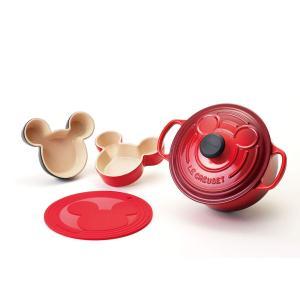 """ル・クルーゼに""""隠れミッキー""""!? 限定のミッキーマウスコラボコレクション"""