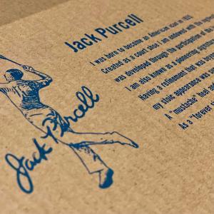 70年代モデルのコンバース「ジャックパーセル」、復刻第2弾を発売