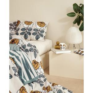 マリメッコ、オンライン限定で掛け布団&枕カバーを発売!落ち着いた色味でリラックス
