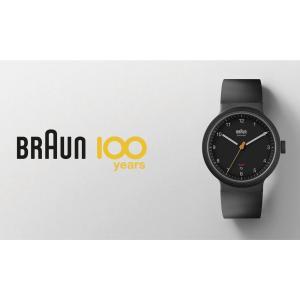 BRAUN、「世界限定100本」創立100周年を記念したアニバーサリーウォッチを発売!