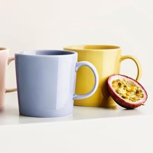 イッタラの人気マグカップに限定カラー「ラベンダー」が登場!淡い紫色が涼し気