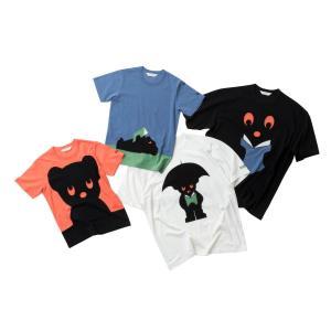 ビューティフルピープル×ディック・ブルーナ、真っ赤な目の「ブラック・ベア」Tシャツを発売!