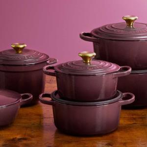 ル・クルーゼの限定色!「フィグ」は2021年秋冬シーズナルカラー