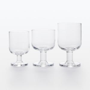 無印良品の「強化グラス」シリーズが使える!水・ワイン・ビールなにを飲む?