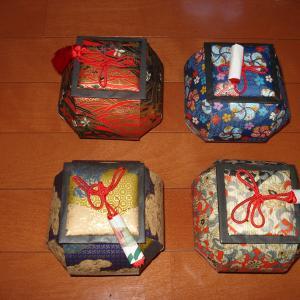 贈り物について、私の流儀。