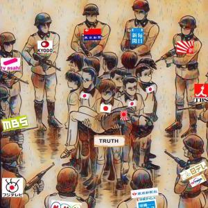 世界が新秩序の暗闇にで覆われようとも、朝鮮半島との永久的な国交断交を求む。