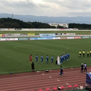 アスルクラロ沼津 VS セレッソ大阪 U-23 観戦記【2020年J3 17節/新加入選手が活躍】