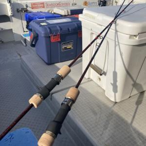 スローピッチ用ロッドを自作