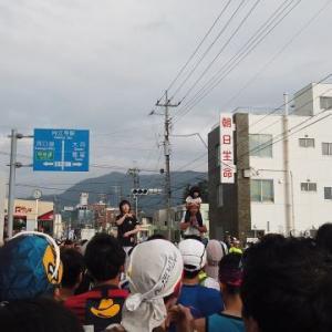 第72回富士登山競走山頂コース~スタートから馬返し~