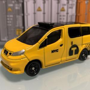 タクシーのトミカで振り返る50年 2009~2020
