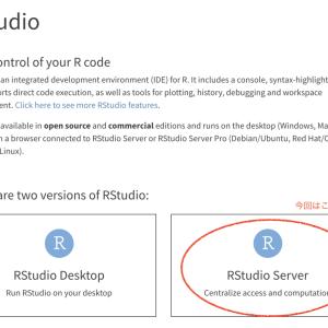 【macOS X編】 Homebrewで、RStudio Serverをインストールしてみた件 + nginx設定