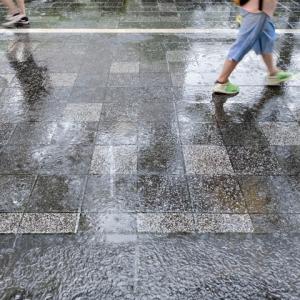 [水処理] ゲリラ豪雨のはなし