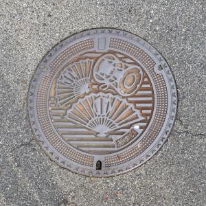 [マンホール] 愛知県安城市のマンホール(その3)