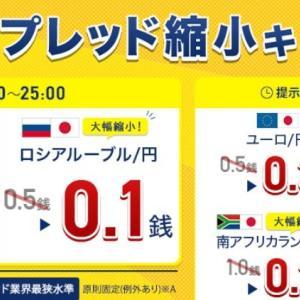 (最新)メキシコペソ円スワップポイント比較調査「10/24調べ」