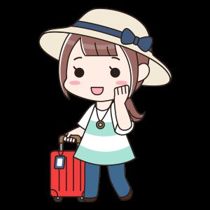 新人介護士でも旅行に行くための休みを作る方法。