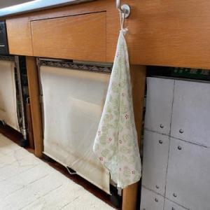 システムキッチンじゃないキッチンを掃除してプチリメイク