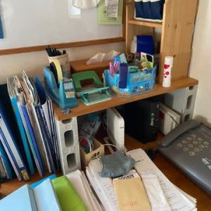 書斎は見せる収納じゃなくて見える収納
