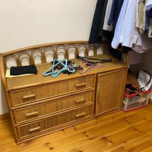 家具の使いまわしでハンドメイド用品を収納