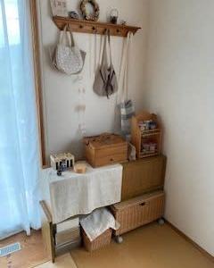 家具の使いまわしで子供部屋を自分仕様に