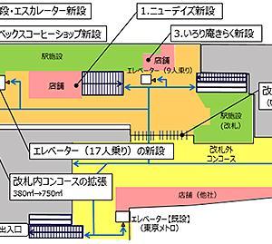 あの壁は崩せるか!? JR京葉線 新木場駅 が刷新! カフェとそば店が開業、ホームへのアクセス性も拡充