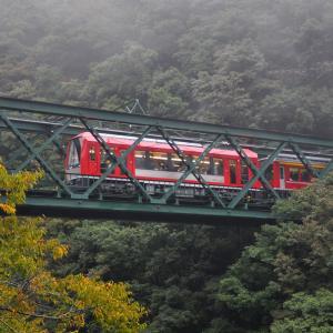 箱根登山鉄道の全線再開は7月23日…7月9日からは箱根湯本-強羅間の試運転も
