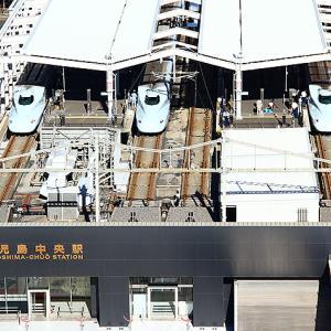 7月5日(日)の列車運転計画 熊本~鹿児島中央の九州新幹線は始発から本数を減らして運転 JR九州発表(21時30分時点)