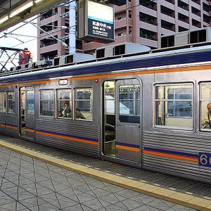 大井川鉄道が南海6000系2両を導入、既存の近鉄車を廃車・静岡新聞社が伝える