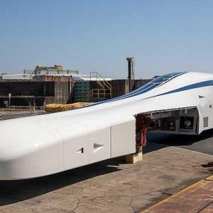 JR東海、山梨リニア実験線の走行試験を8月17日から再開〜改良形試験車を用いた試験を開始〜